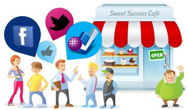 Retailers are driving social media