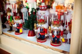 Christmas Windows & Hot Spots